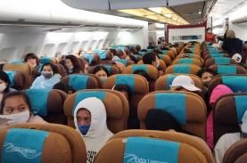 Penerbangan Repatriasi WNI Meningkat, Bandara Soetta…