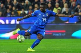 Moise Kean Bermasalah di Everton, Roma Mengincar