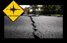 Lombok Gempa Magnitudo 4,4