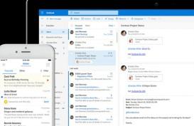 Cegah Badai Email, Microsoft Rilis Fitur Baru