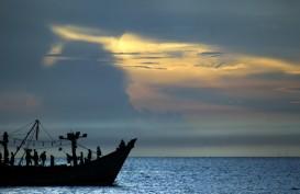 Nelayan Pantai Selatan Cianjur Terpaksa Berhenti Melaut