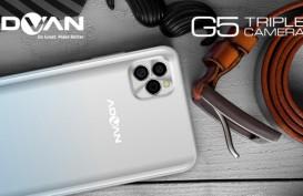 Advan Andalkan Keluaran Terbaru Advan G5 dengan Triple Kamera