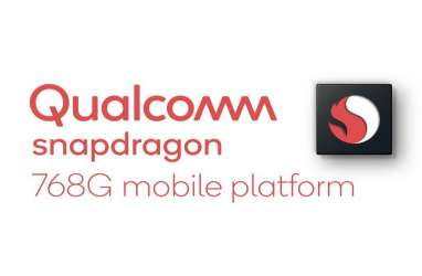 Qualcomm Rilis Chipset 5G Snapdragon 768G