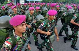 Evaluasi PSBB Surabaya, Marinir Bakal Dilibatkan Tertibkan Warga