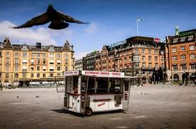 Pembatasan Sosial Dilonggarkan, Denmark Bersiap Buka…