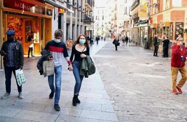 Kasus Kematian Spanyol Merosot ke Level Terendah