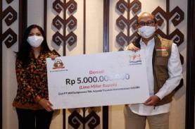 Kadin Salurkan Donasi Senilai Rp 5 Miliar dari Sampoerna…
