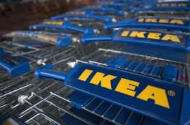 Melanggar PSBB, Ikea Alam Sutera Tangerang Ditutup…