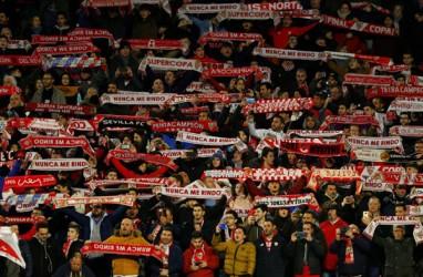 Derby Sevilla vs Real Betis Awali Kelanjutan La Liga Spanyol