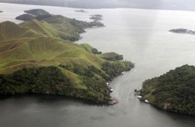 Pesawat MAF Jatuh di Danau Setani, Pilot Ditemukan di Kedalaman 13 Meter