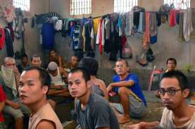 Dirjen Pemasyarakatan Pastikan Belum Ada Tahanan Positif…