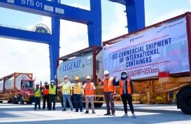 Pengembangan Pelabuhan Kuala Tanjung Butuh Lahan 1.128 Hektare