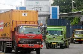 Ekspor Impor Melambat, Logistik Ikut Terkontraksi