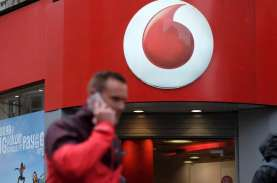 Vodafone Catat Penjualan Kuartal I/2020 di Atas Ekspektasi