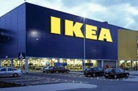 Meski Mengklaim Tak Langgar PSBB, IKEA Pilih Tutup…
