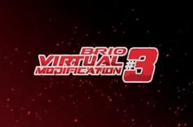 Honda Brio Virtual Modification #3, Hadiah Total Rp60…