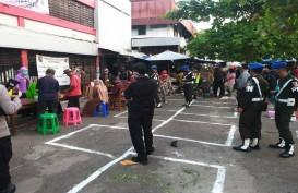 Semarang Gencar Deteksi Covid-19 di Pasar Tradisional