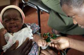 Selain Covid-19, Angola Disibukkan Malaria, 2.500…