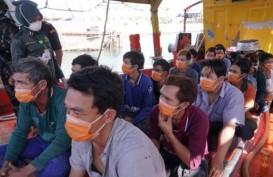 Dibekuk, Kapal Pencuri Ikan Berbendera Filipina Sempat Kelabuhi Aparat