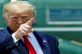 Trump Minta 'Kado' Suku Bunga Negatif