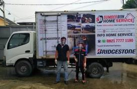 Bridgestone Berikan Layanan Home Servis di Palembang