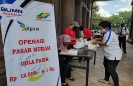 PTPN XI Gelar Pasar Murah Gula Pasir Pekan Ini