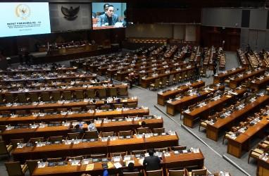 DPR Rapat Bahas Skema Penyelamatan Bank, BIN Ikut Dilibatkan