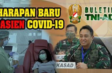 Pertama di Indonesia, RSPAD Kantongi Izin Etik Penelitan Plasma Darah untuk Pasien Covid-19