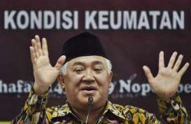 Amien Rais Bikin Partai Baru, Din Syamsuddin Mengaku Tak Terlibat