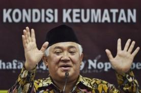 Amien Rais Bikin Partai Baru, Din Syamsuddin Mengaku…