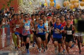 Gara-gara Covid-19, Maybank Marathon Agustus 2020…