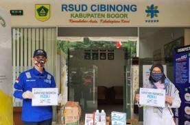 Surveyor Indonesia Salurkan Bantuan Penanganan Covid-19