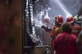Kasus Kebakaran di Kota Bandung Menurun Selama Pelaksanaan…
