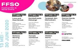 Festival Film Online, GoPlay Hadirkan Lebih dari 40 Film dan Serial