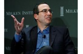 Gubernur The Fed Bikin Resah Pasar Saham, Menkeu AS Turun Tangan