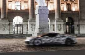 Prototipe MC20, Dedikasi Maserati untuk Sir Stirling Moss