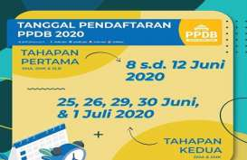 Poin-Poin Penting PPDB Online 2020 saat Pandemi Covid-19