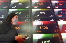 Pasar Saham Global 'Terbakar', IHSG Ditutup Melemah Hampir 1 Persen