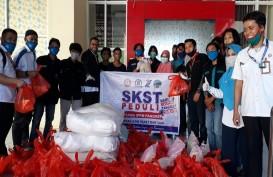Serikat Karyawan Semen Tonasa Salurkan Bantuan untuk Masyarakat Terdampak Corona