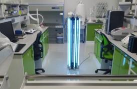 Yuk, Intip Robot Ultraviolet untuk Disinfeksi Virus dan Bakteri