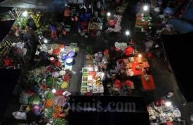 Hadapi Kendala, Digitalisasi Pasar Jalan di Tempat