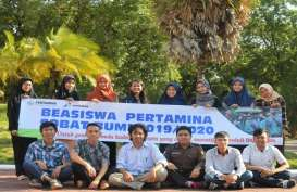 19 Mahasiswa Unhas Berjuang Lolos Tahap Wawancara Beasiswa Sobat Bumi Pertamina
