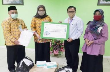 Bank Mualamat Semarang Donasikan APD ke RS Roemani Muhammadyah