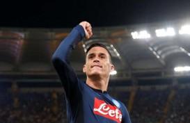 Klub-klub La Liga Memburu Jose Maria Callejon dari Napoli