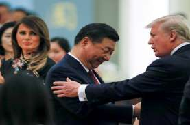 Akankah Trump Putuskan Hubungan Dagang dengan China?