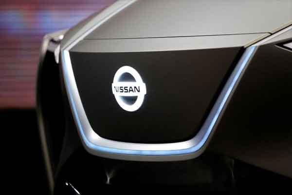 Logo Nissan.  - Reuters