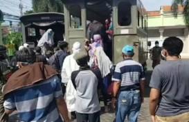 Rapid Test Covid-19 Positif, Ratusan Warga Surabaya Jalani Tes PCR