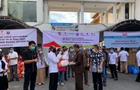 SKK Migas Sumbagut - KKKS Wilayah Riau Berikan Bantuan Paket Sembako