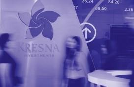 Amblas 81 Persen, Bursa Pantau Saham Kresna Graha Investama (KREN)