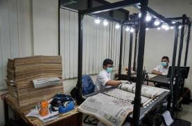 Dilema Industri Pers di Tengah Pandemi Covid-19